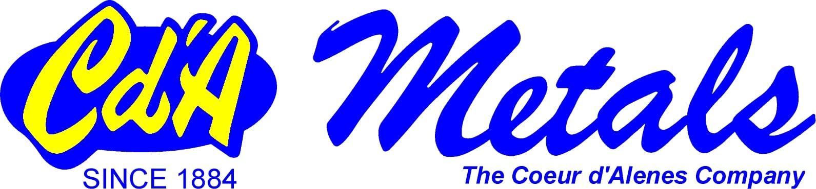 CDA Metals logo